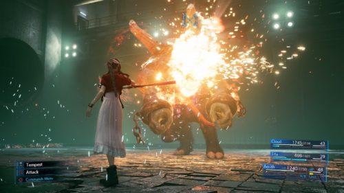 Die Verantwortlichen vom Final Fantasy VII Remake haben neue Screenshots veröffentlicht, die wir euch nicht vorenthalten wollen.
