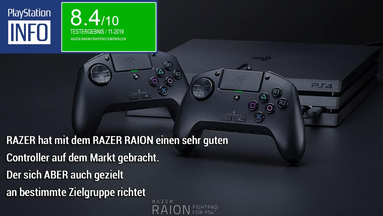 Razer Raion Fightpad Controller
