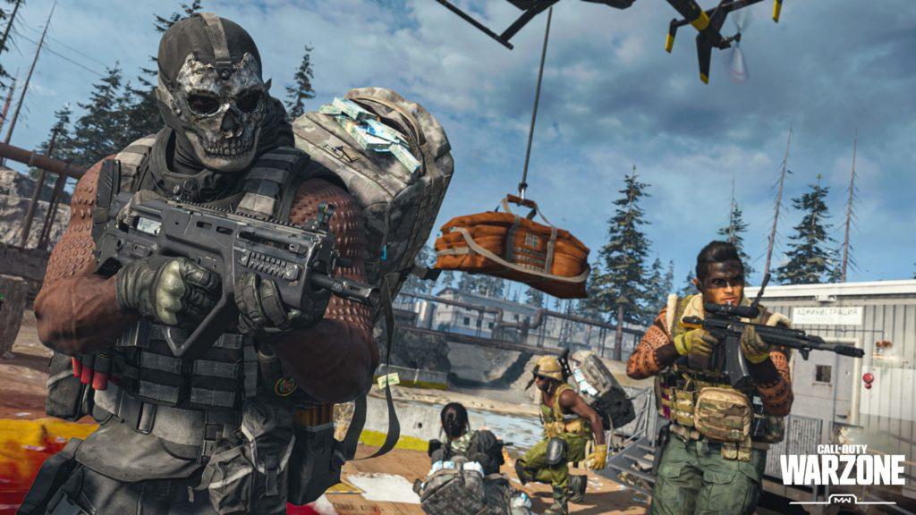 Die Verantwortlichen von Call of Duty Warzone haben über eine PS5 Version gesprochen, diese aber noch nicht offiziell bestätigt.