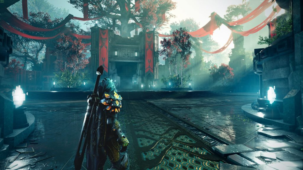 Sony hat uns neue Szenen zum kommenden PS5 Spiel Godfall spendiert. Wir haben euch das entsprechende Video herausgesucht!