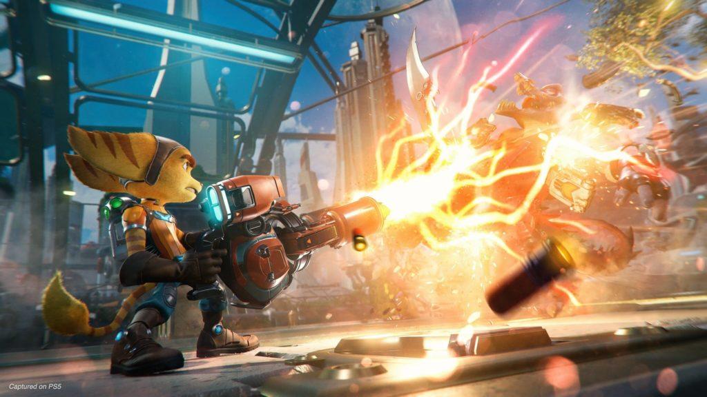 Ratchet & Clank: Rift Apart. So heißt der neueste Ableger der Reihe, den Sony offiziell angekündigt hat. Die Releaseplattform ist die PS5!