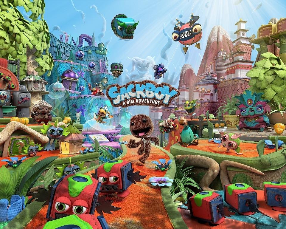 Mit Sackboy A Big Adventure feiert die bekannte Figur aus LittleBigPlanet sein Comeback. Die Reise wird auf der PS5 fortgesetzt.