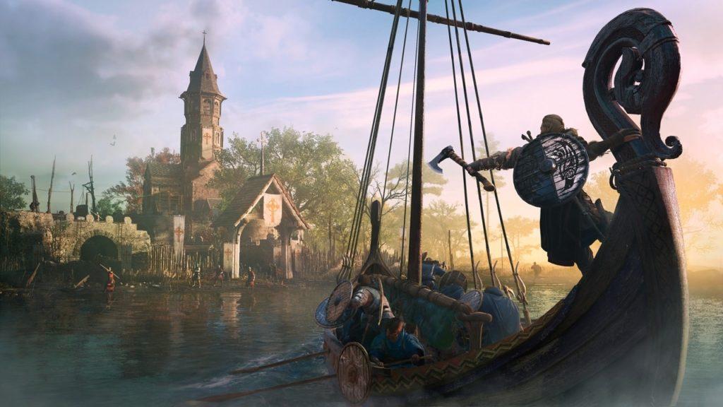 AC Valhalla - In einem aktuellen Gespräch hat Ubisoft verraten, dass ein klassisches Feature in Assassin's Creed Valhalla sein Comeback feiert.