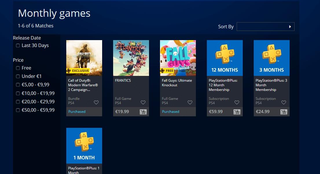 Ps Plus Im September Mini Leak Konnte 1 Gratis Spiel Verraten Playstation Info