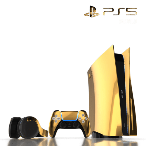 PlayStation-5-24k-Gold