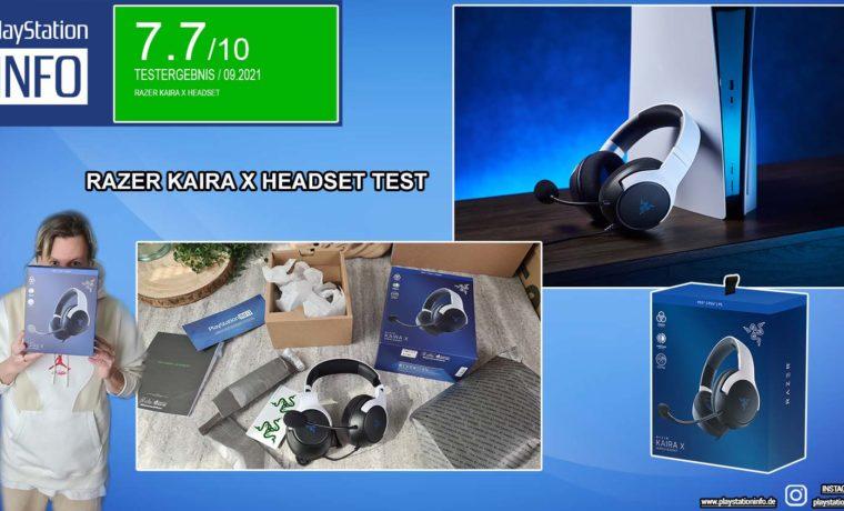 Razer Kaira X Headset